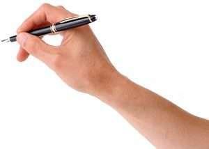 tangan-menulis